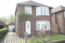 3 bedroom Detached house in Meriton Road, Handforth...