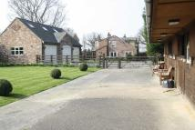Detached house in Paddock Hill, MOBBERLEY...