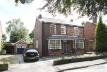 4 bed Detached house in Moor Lane, Wilmslow...
