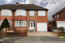 Windermere Road semi detached house for sale
