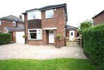 3 bed Detached house in Grangeway, Handforth...