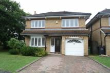 Detached home to rent in Wolverton Drive...