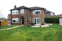 4 bed Detached property for sale in Sagars Road, Handforth...
