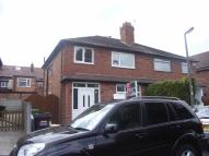 semi detached property to rent in Crossfield Road...