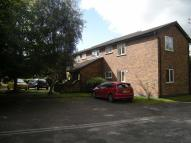 Studio apartment in Pinewood Court, WILMSLOW...