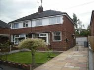 semi detached home in Wingfield Drive...