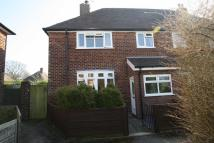 3 bed semi detached property to rent in Trafford Road, WILMSLOW...