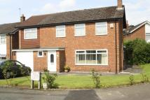 4 bed Detached house for sale in Hill Drive, Handforth...