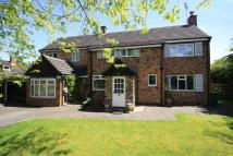 4 bedroom Detached home in 6 Overhill Rd, Wilmslow...