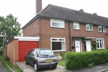3 bedroom semi detached house in Prescott Road, Wilmslow...