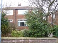 semi detached home in Milton Drive, Poynton...