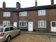 2 bedroom Terraced property in Mill Lane, Macclesfield...