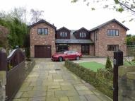 Detached home for sale in Long Lane, Charlesworth...