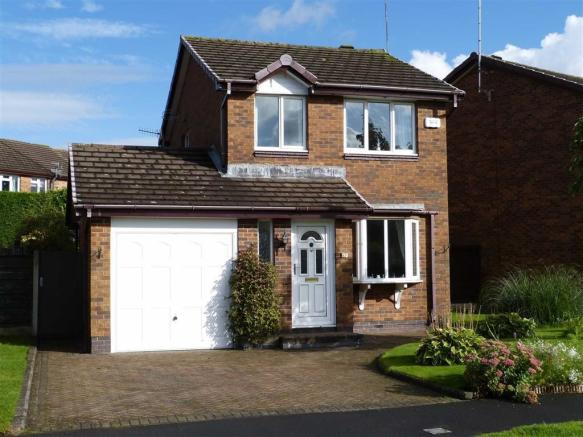 3 bed detached house