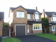 Detached house in Richmond Close, Glossop...