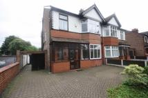4 bedroom semi detached house in Sandy Lane, Stretford...