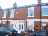 Terraced home in Albion Street, Sale...