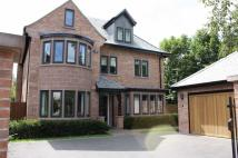 Detached home for sale in Moss Lane, Sale, Cheshire