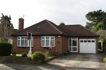 Dorrington Road Detached Bungalow for sale