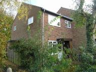 Terraced property in St Benedicts Close...