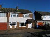 semi detached home in St Augustines Close...