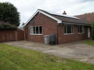 HALTON FENSIDE Semi-Detached Bungalow to rent