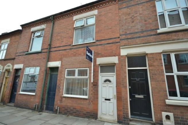 2 bedroom terraced house for sale in wordsworth road for G bathrooms leicester