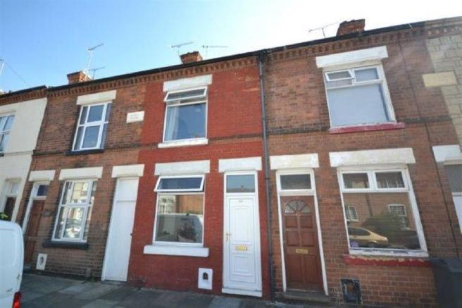 3 bedroom terraced house for sale in sheridan street for G bathrooms leicester
