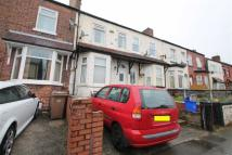 Terraced property in Shakespeare Crescent...