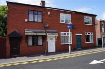 Terraced property in Wesley Street, Swinton