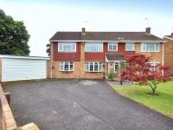 4 bed semi detached home in Greenfields Road, Horsham