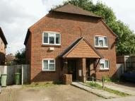 2 bedroom semi detached home in Sullington Copse...