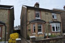 2 bedroom semi detached home for sale in Bayhall Road...