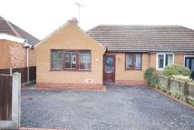 Semi-Detached Bungalow in Springfield Road...
