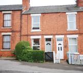 Terraced property in Landseer Road, Southwell