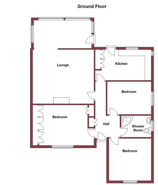 Ground Floor Floor p