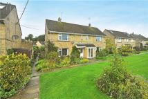 semi detached house in Thickwood Lane, COLERNE...
