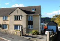 semi detached house in Minster Way, BATH...