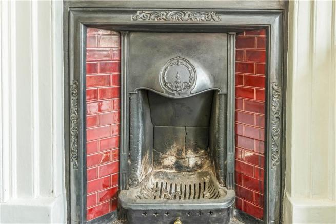 Period fireplace