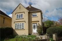 3 bed Detached house in Cedric Road, BATH...