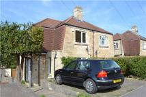 2 bed semi detached home for sale in West Close, BATH...