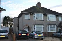 semi detached house for sale in Grittleton Road...