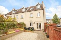Terraced house in Trubshaw Close, Horfield...