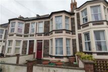 Terraced house in Muller Road, Horfield...