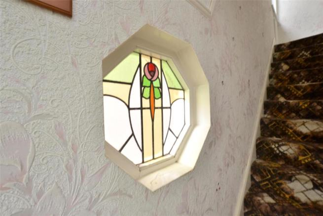 Window in hall