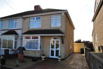 semi detached home for sale in Middle Road, Kingswood...