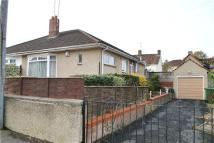 Semi-Detached Bungalow in Shrubbery Road, Downend...