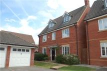Detached home for sale in Britannia Close, Downend...