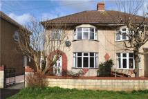 semi detached home in Bromley Drive, Downend...