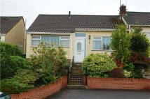 Semi-Detached Bungalow for sale in Walnut Crescent...